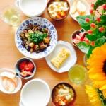 夏の食卓。献立をたてるときのポイント🎵